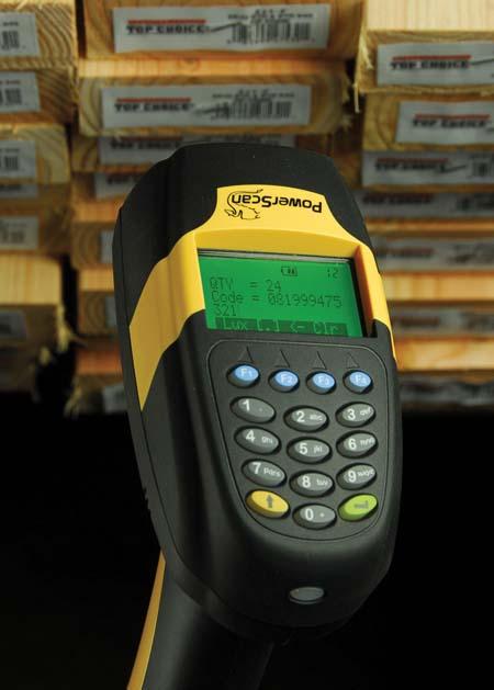 Czytnik kodów Datalogic PowerScan PM8300 - 3