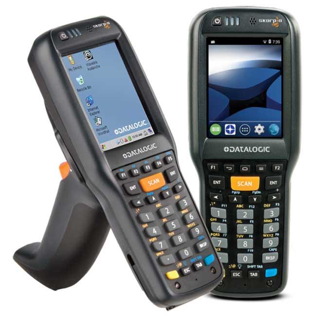 Komputer mobilny Datalogic Skorpio X4