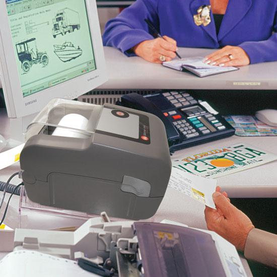 Drukarka etykiet Datamax O'Neil E-Class - 3