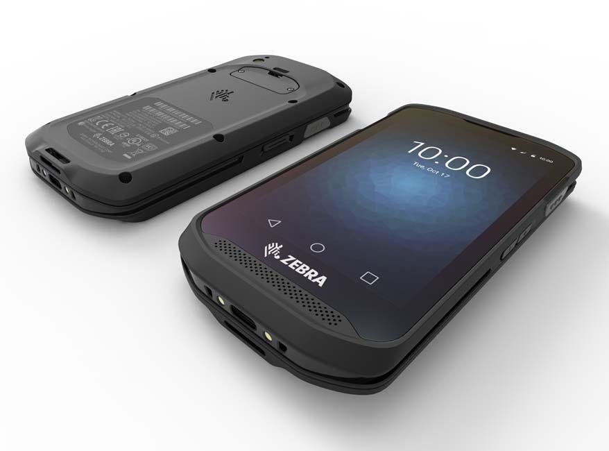 Wytrzymały smartfon ZEBRA TC25 - 2
