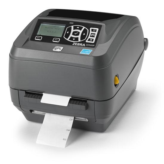 Drukarka etykiet Zebra ZD500 - 4