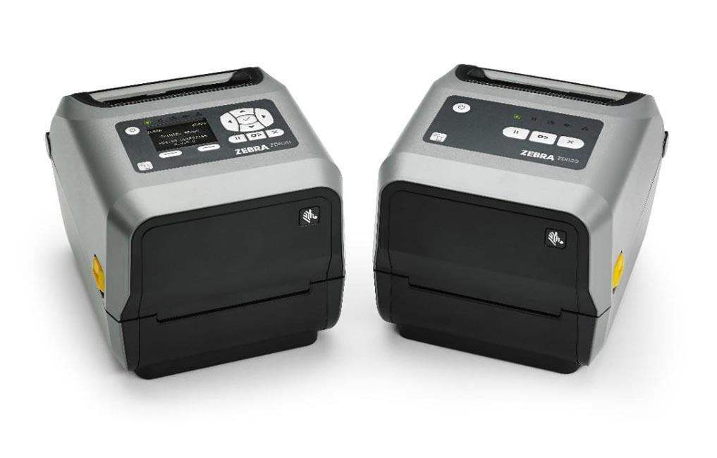Drukarka etykiet Zebra ZD620t - 2