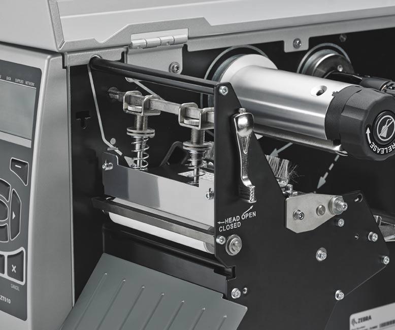 Przemysłowa drukarka etykiet ZEBRA ZT510 - 2