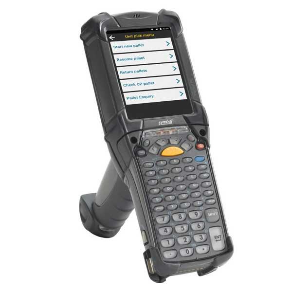 Komputer mobilny Zebra MC9200