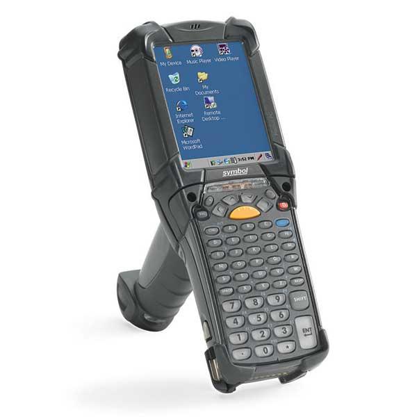Komputer mobilny Zebra MC9200 - 2