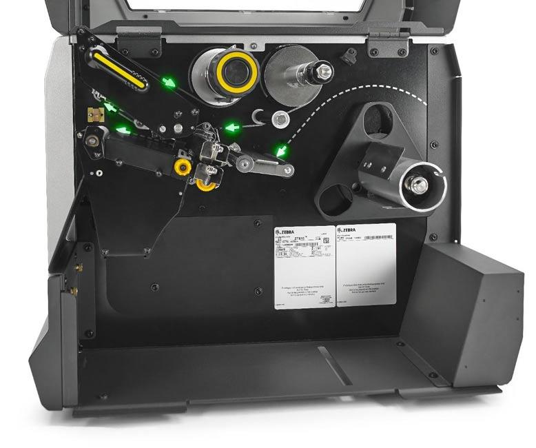 Przemysłowa drukarka etykiet ZEBRA ZT620 - 3