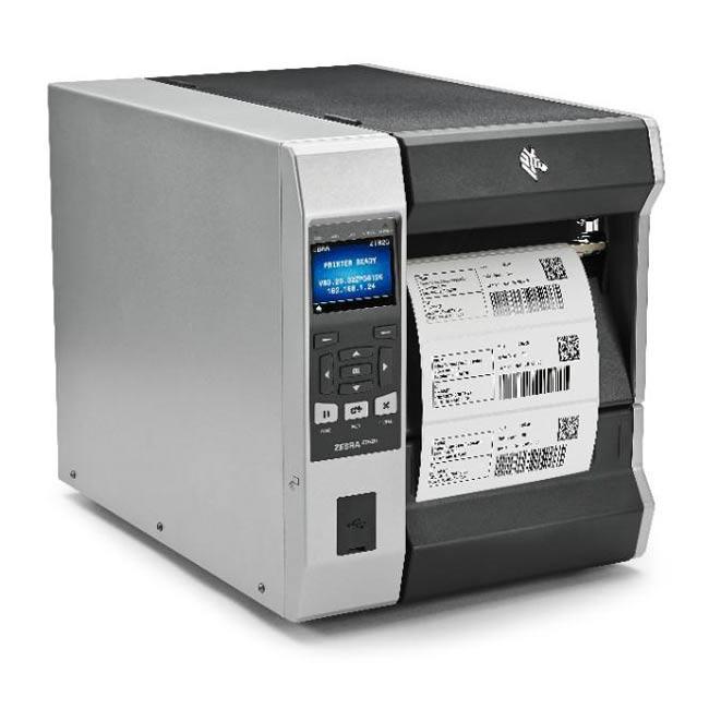 Przemysłowa drukarka etykiet ZEBRA ZT620 - 2